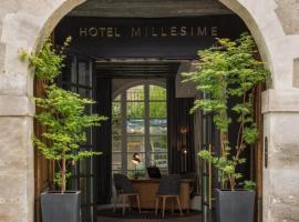 Millésime Hôtel, отель в Париже