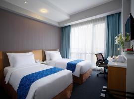Hotel Grandhika Setiabudi Medan, hotel poblíž Letiště Polonia - MES, Medan