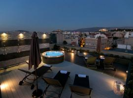 47 Luxury Suites, hotel in Athens