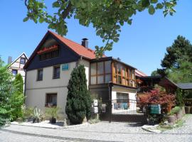 Pension Sonja Müller, guest house in Nohra
