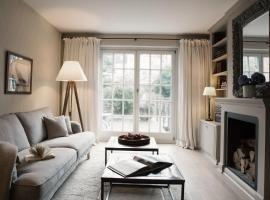 von Deska Townhouses - Ivy House, Ferienwohnung mit Hotelservice in Hamburg