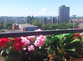 Apartment City Laatzen, hotel in Hannover