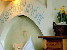 Alp Art Hotel Götzens, haustierfreundliches Hotel in Innsbruck
