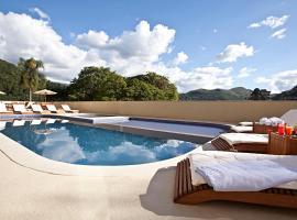 Hotel Granja Brasil Resort, hotel near Crystal Palace, Itaipava