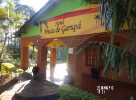 Hotel Brisas de Garupa, hotel en Garupá