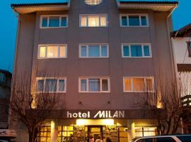 Hotel Milan, hotel cerca de Isla Victoria, San Carlos de Bariloche