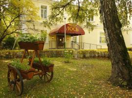 Hotel Los, hotel near Kva-Kva park, aquapark, Moscow