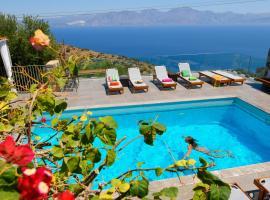 Villa Olga, villa in Agios Nikolaos