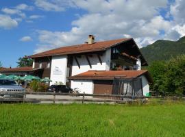 Alpchalet Schwanstein, Hotel in der Nähe von: Bahnhof Füssen, Halblech
