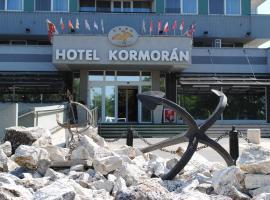 Hotel Kormorán, hotel v destinaci Šamorín