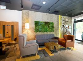 Staycity Aparthotels Barbican Centre, apartment in York