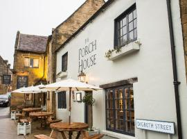 The Porch House, hotel in Stow on the Wold