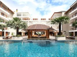 The Bandha Hotel & Suites, hotel near Petitenget Temple, Legian