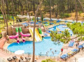 AluaSun Marbella Park, hotel en Marbella