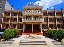 Hotel Atlas, hotel in Vityazevo