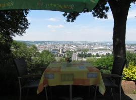 Hotel Rheinkrone, Hotel in Koblenz