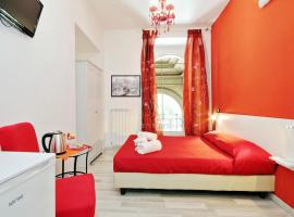 Lucky Holiday Rooms, hotel in Rome