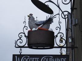 La Cocotte Gourmande, hotel in Carantilly