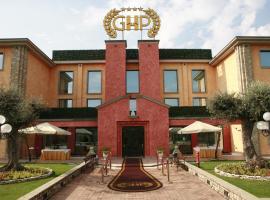 Grand Hotel Del Parco - Bergamo Airport, hotel Stezzanóban