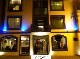 Veranda Hotel, hotel in San Pedro Sula