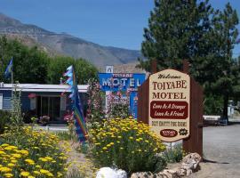 Toiyabe Motel, motel in Walker