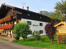 Hotel Garni Wagnerhof, hotel near Erl Festival Theatre, Oberaudorf