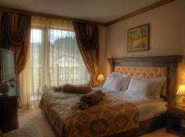 Hotel Iva & Elena, hotel in Pamporovo