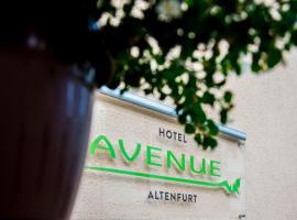 Avenue Altenfurt, hotel near Langwasser Messe underground station, Altenfurt