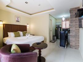 JMM Grand Suites, hotel in Manila