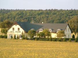 Hotel Kolonie, hotel in Křivoklát