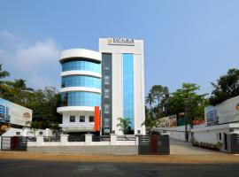 Hotel Excalibur, accessible hotel in Kottayam