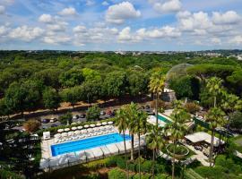 Parco dei Principi Grand Hotel & SPA, hotel near Auditorium Parco della Musica, Rome
