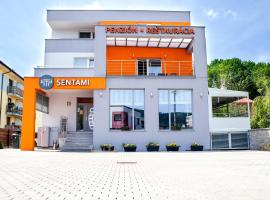 Sentami, hotel in Žilina