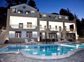 Diwani Luxury Villas, apartment in Lixouri