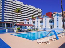 Hotel Alah Mar, hotel in Salvador
