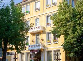 Hotel Alegro, hotel in Veliko Tŭrnovo