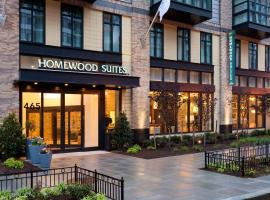 Homewood Suites By Hilton Washington DC Convention Ctr Area, hotel ve Washingtonu