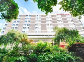 Leonardo Hotel Munich Arabellapark, hotel near Metropol Theater, Munich