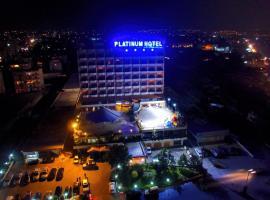 Platinum Hotel, hotel near Rosh HaNikra grottoes, Soûr