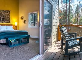 Rush Creek Lodge at Yosemite, lodge in Buck Meadows