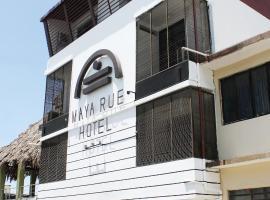 Hotel Maya Rue, hotel en Palenque