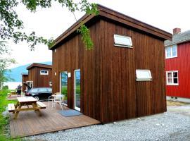 Setnes Feriesenter, hostel in Veblungsnes