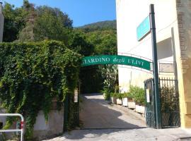 Hotel Giardino degli Ulivi, hotel in San Felice Circeo