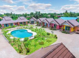 Samrong Garden, hotel in Udon Thani