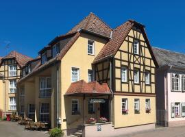 Zum neuen Schwan, hotel in Walluf
