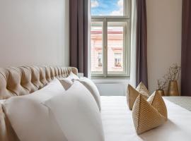 H7 Palace, апарт-отель в Праге