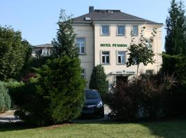 Hotel Pension Kaden, hotel near Dresden Airport - DRS,