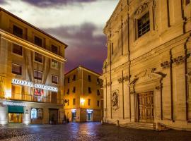 Colonna Hotel, viešbutis mieste Fraskatis