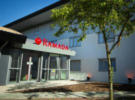 Ramada London South Mimms, hotel near Cockfosters Tube Station, Potters Bar