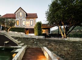 Quinta de S.Bernardo - Winery & Farmhouse, hotel in Mesão Frio